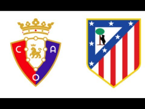Osasuna vs Atletico Madrid All Goals & Highlights 23-02-2014 ( La Liga 2014 ) HD