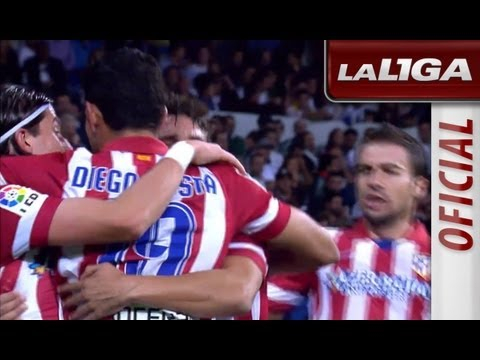 Resumen de Real Madrid (0-1) Atlético de Madrid – HD