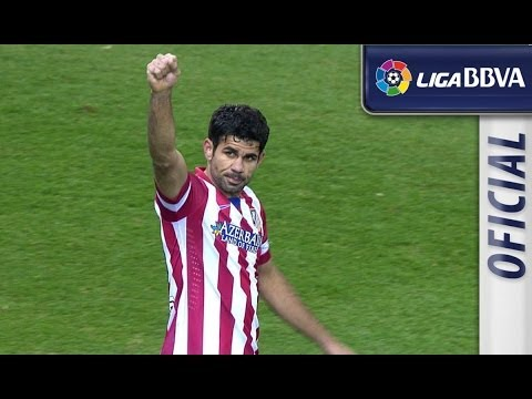Resumen de Atlético de Madrid (4-0) Real Sociedad – HD – Highlights
