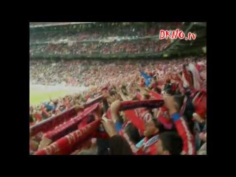Final de Copa del Rey 2013 – DESDE DENTRO – Real Madrid vs Atlético de Madrid – Santiago Bernabéu