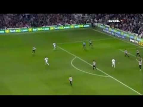 ATLETIC DE BILBAO 1 VS REAL MADRID 0  (16.01.10)(RESUMEN COMPLETO)