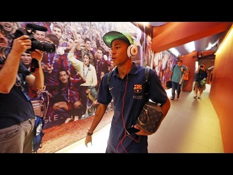 FC Barcelona v Real Madrid from the inside