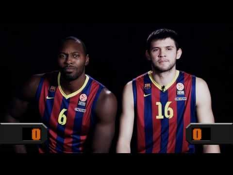 Who said newcomer? Joey Dorsey vs. Kostas Papanikolaou, FC Barcelona