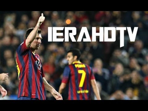 FC Barcelona vs Rayo Vallecano – All Goals 15-02-2014 (HD)