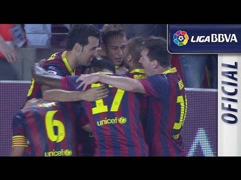 Resumen de FC Barcelona (2-1) Real Madrid – HD – Highlights